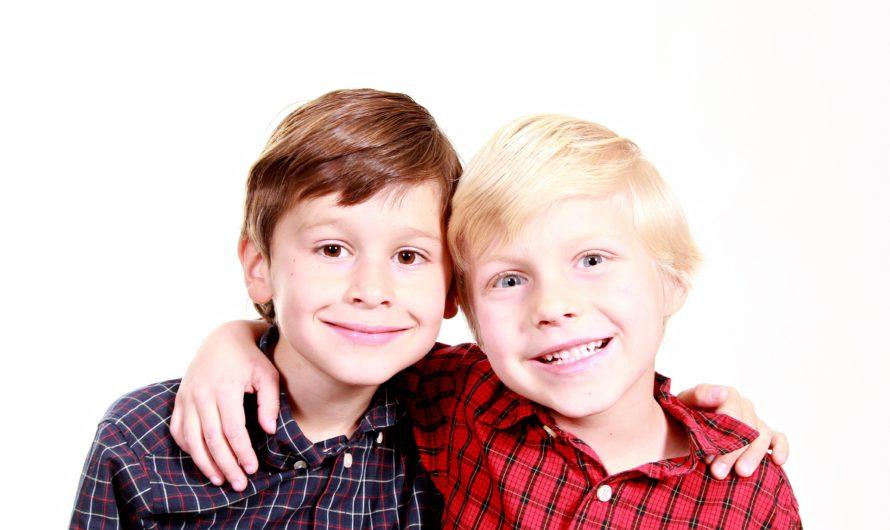 Как сохранить братские отношения?