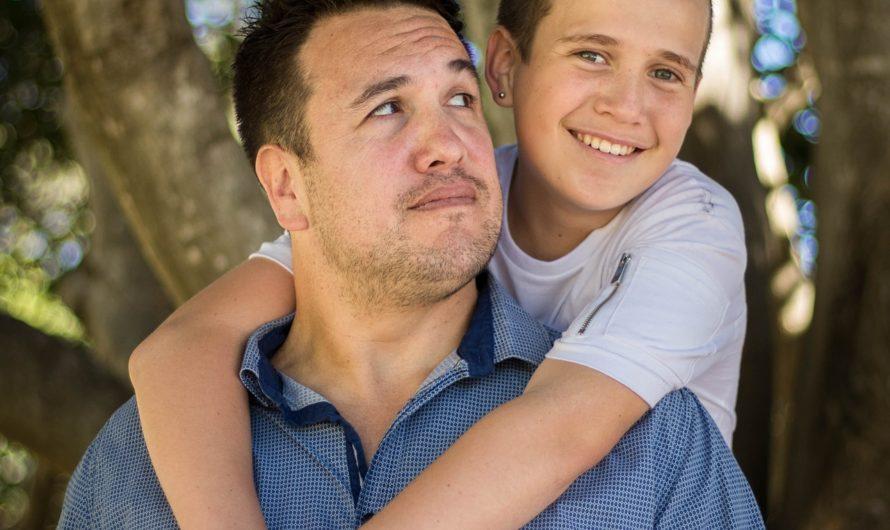 Как мужчине участвовать в воспитании детей после развода!